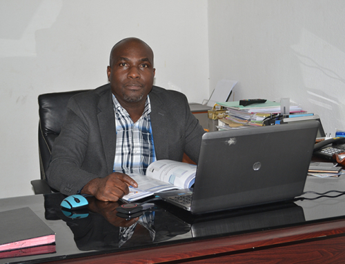 Africa Business Agency : Interview de M. YVES AHOULE